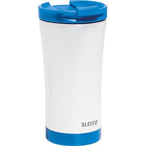LEITZ 90140036 - Thermobecher WOW blau
