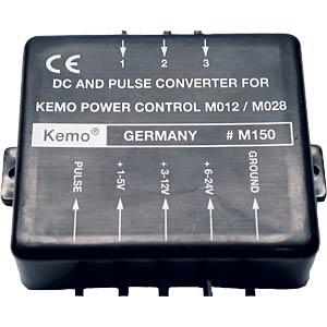 DC und Puls-Konverter-Modul KEMO M150
