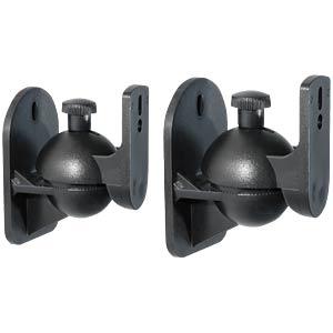 Wandhalterung für Lautsprecher, Paar MYWALL HB4L
