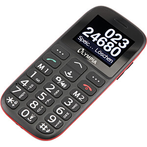 Mobiltelefon mit Großtasten OLYMPIA 2214