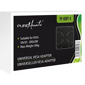 Universeller VESA Adapter PUREMOUNTS PM-ADAPT-A