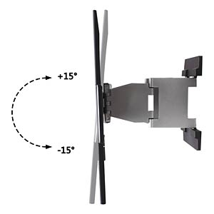"PureMounts® TV Halterung - Thin Motion 37-70"" PUREMOUNTS PM-MOTION-65"