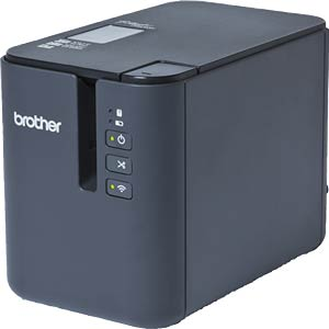PC labelling machine with WIFI BROTHER PTP900WZG1