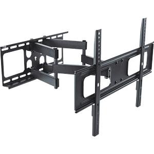 TV-Wandhalterung, neigbar, schwenkbar, 37 - 70, schwarz PUREMOUNTS PM-FM31-600