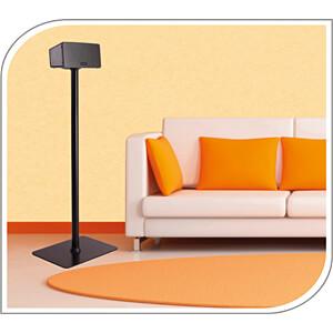 Lautsprecher-Ständer, max. 2,6 kg, schwarz PUREMOUNTS PM-SOM-030