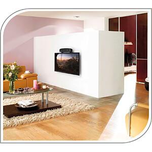 Soundbar-Halterung für TV / Wandhalterung, max. 15 kg PUREMOUNTS PM-SOUND-B
