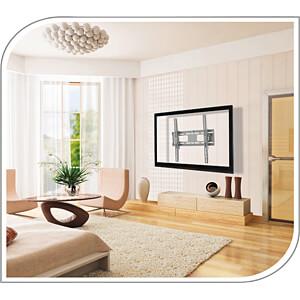 TV-Wandhalterung, neigbar, 26 - 52, schwarz PUREMOUNTS PM-T400
