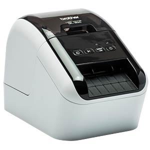 Etikettendrucker, Rot-Schwarz-Druck, USB BROTHER QL800ZG1