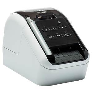 Brother etiketprinter / USB / WLAN BROTHER QL810WZG1