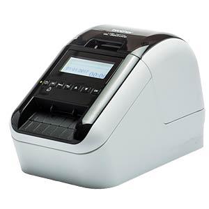 Etikettendrucker, Rot-Schwarz-Druck, USB, WLAN, Bluetooth BROTHER QL820NWBZG1