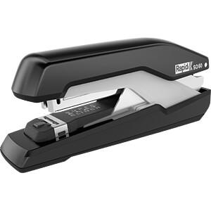 Heftgerät, bis zu 60 Blatt, schwarz/grau RAPID 5000552