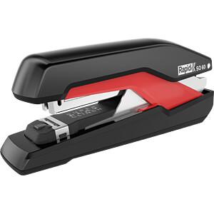 Heftgerät, bis zu 60 Blatt, schwarz/rot RAPID 5000553
