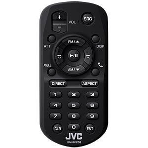 Fernbedienung für JVC Autoradio JVC RM-RK258