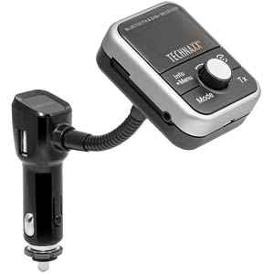 DAB+ & FM Bluetooth Transmitter TECHNAXX FMT1000BT DAB+