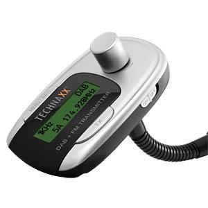 DAB+ & FM Transmitter TECHNAXX FMT800 DAB+