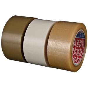 tesapack Premium, 66 m x 50 mm, brown TESA 04124-00096-00
