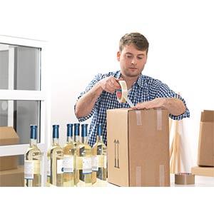 tesapack® Ultra Resistant 50 m x 25 mm TESA 45902-00000-00