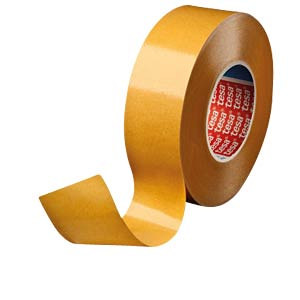 Double-sided adhesive tape with high adhesive strength TESA 04970-00149-00