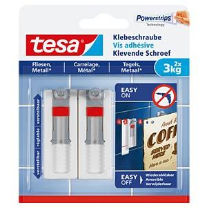 tesa® Klebeschraube verstellbar TESA 77765-00000-00