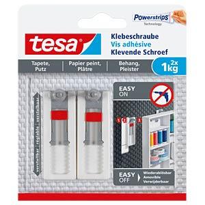 tesa® Klebeschraube verstellbar TESA 77775-00000-00