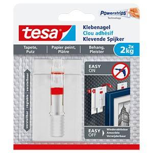 tesa® Klebenagel verstellbar TESA 77777-00000-00