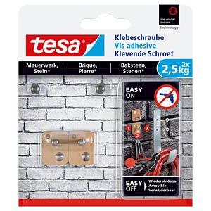 tesa® Klebeschraube viereckig TESA 77902-00000-00