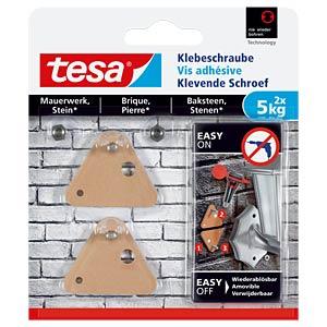 tesa® Klebeschraube dreieckig TESA 77904-00000-00