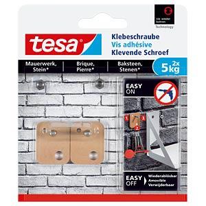 tesa® Klebeschraube viereckig TESA 77905-00000-00
