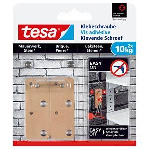 tesa® Klebeschraube viereckig TESA 77908-00000-00