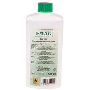 0.5l universal concentrate for ultrasonic cleaners EMAG EM-080