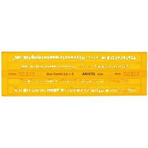 ISONORM-Schriftenschablone ARISTO AR 5305