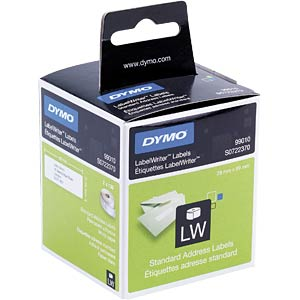 DYMO labels for LabelWriter, 28 x 89 mm DYMO S0722370