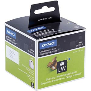 DYMO labels for LabelWriter, 54 x 101 mm DYMO S0722430