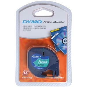 DYMO Beschriftungsband, Plastik grün DYMO DYMO 91224