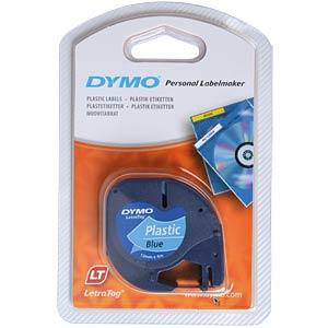 DYMO Beschriftungsband, Plastik blau DYMO S0721700