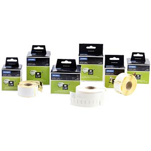 DYMO labels for LabelWriter, 12 x 50 mm DYMO S0722460