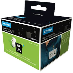 DYMO labels for LabelWriter DYMO S0929110