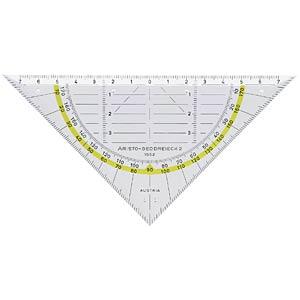 Set square, hypotenuse length 160 mm ARISTO AR 1552