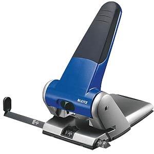 Registraturlocher, bis zu 65 Blatt, blau LEITZ 5180-00-35