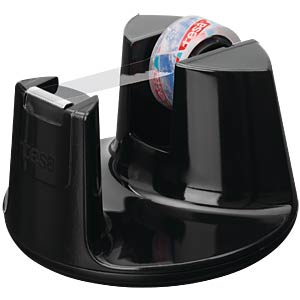 TESA Tischabroller, schwarz, bis 33 m x19 mm TESA 53827-00000-00
