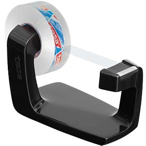 Tischabroller Easy Cut® Frame, bis 33 m x 19 mm, schwarz TESA 53831-00000-00