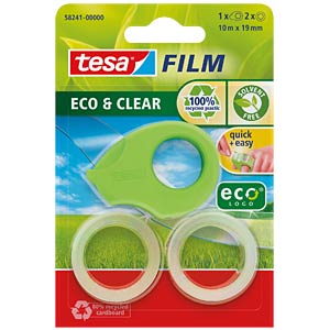 TESA mini dispenser for rolls up to 10 m x 19 mm TESA 58241-00000-00