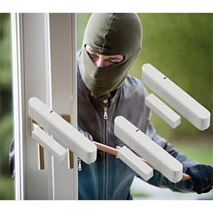 Olympia Protect door/window contact (3 pcs.) OLYMPIA 5908