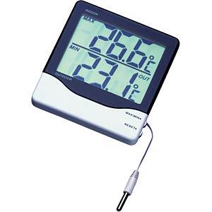 Electronic maximum-minimum thermometer TFA DOSTMANN 30.1011