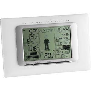 METEO MAX wireless weather station TFA DOSTMANN 35.1066