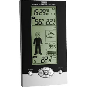STUDIO wireless weather station TFA DOSTMANN 35.1085
