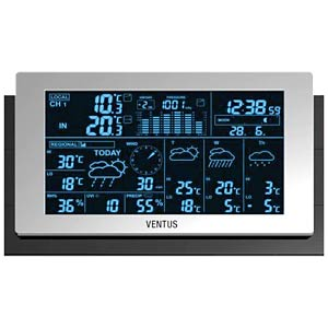 Ventus W 194 wireless Internet weather station VENTUS W194