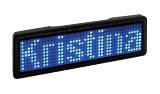 LED NAME USB SBL : LED name tag