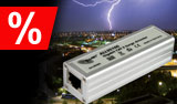 ALLNET ALL95100 : Network surge protection