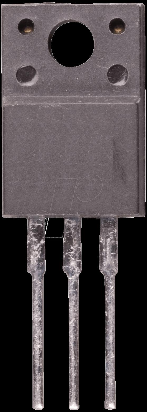 BUT 18AF ISC - HF-Bipolartransistor, NPN, 450V, 6A, 33W, SOT-186